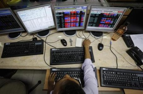 Sensex ends little changed in choppy trade