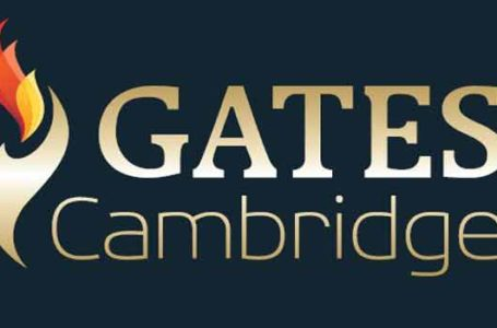 Three Indians selected for Gates Cambridge scholarship