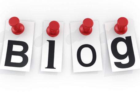 Why I Love Blogging
