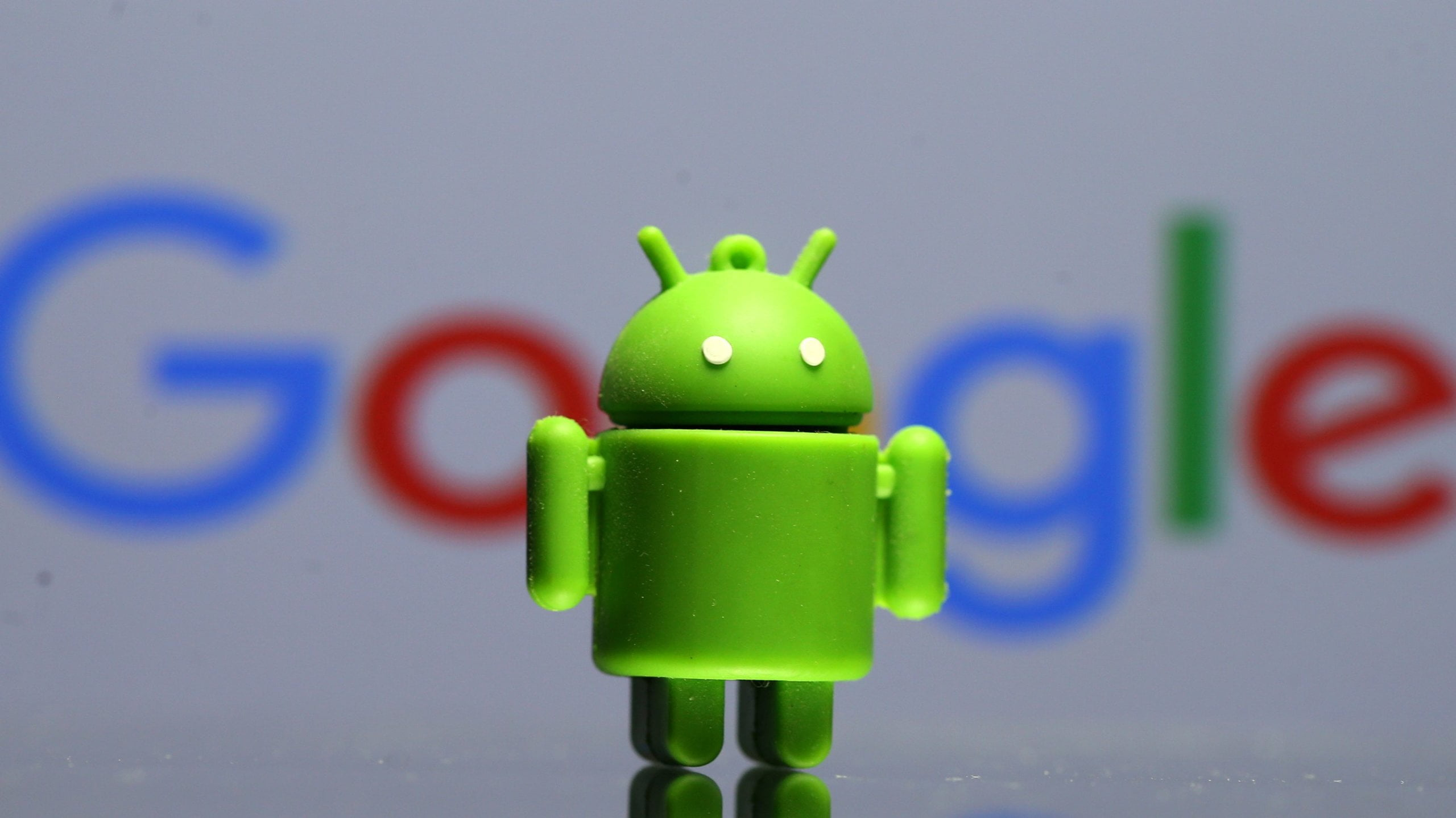 Google faces EU charge over Android 'abuse of dominance'